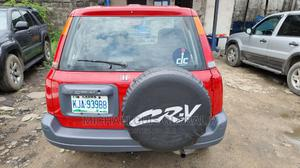 Honda CR-V 2002 Red | Cars for sale in Rivers State, Port-Harcourt