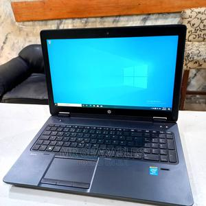 Laptop HP ZBook 15 16GB Intel Core I7 SSD 256GB | Laptops & Computers for sale in Oyo State, Ibadan