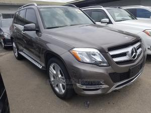 Mercedes-Benz GLK-Class 2015 Brown | Cars for sale in Lagos State, Apapa