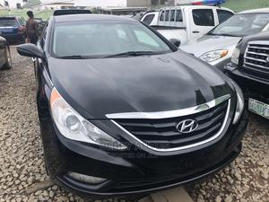 Hyundai Sonata 2013 Black | Cars for sale in Lagos State, Agege