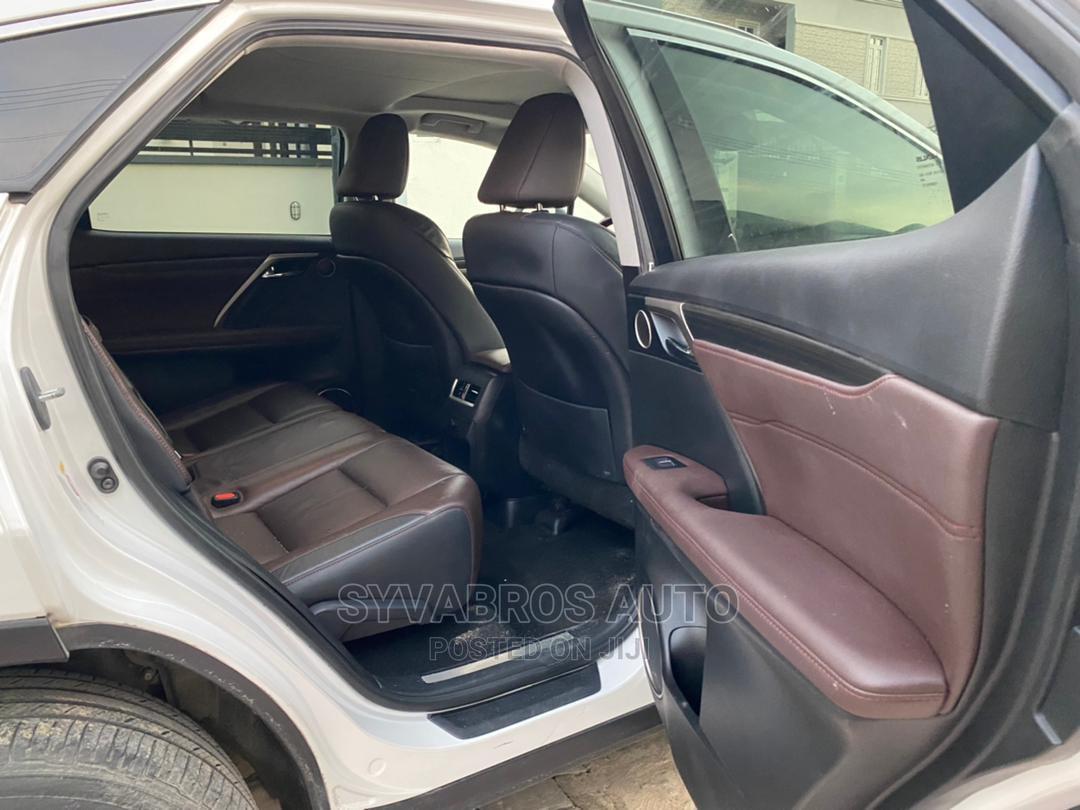 Archive: Lexus RX 2017 350 AWD White