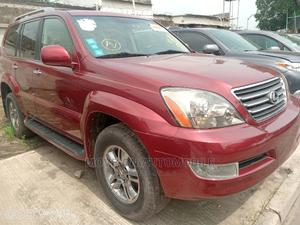 Lexus GX 2008 470 Red   Cars for sale in Lagos State, Amuwo-Odofin