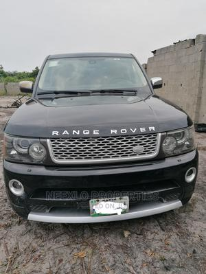 Land Rover Range Rover Sport 2008 4.2 V8 SC Black | Cars for sale in Lagos State, Ajah