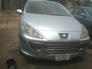 Peugeot 307 2010 Silver   Cars for sale in Lagos State, Ikeja