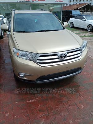 Toyota Highlander 2012 Limited Gold   Cars for sale in Lagos State, Ajah