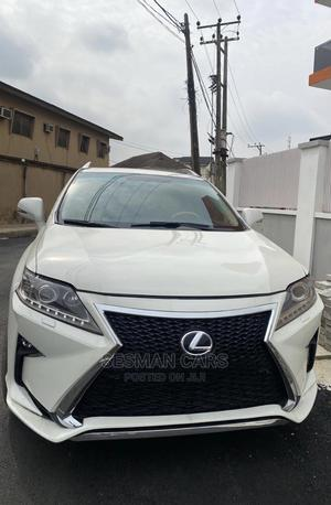 Lexus RX 2017 White | Cars for sale in Lagos State, Ikeja