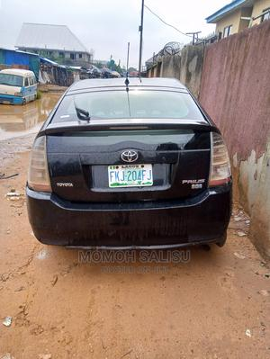 Toyota Prius 2002 Base Black | Cars for sale in Delta State, Oshimili South