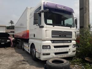 Man Diesel TGA White | Trucks & Trailers for sale in Lagos State, Alimosho