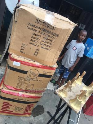 Original Drum Set   Musical Instruments & Gear for sale in Oyo State, Ibadan