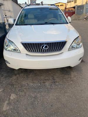 Lexus RX 2011 White   Cars for sale in Lagos State, Yaba