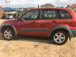 Toyota RAV4 2001 Base AWD Red   Cars for sale in Abuja (FCT) State, Wuse 2