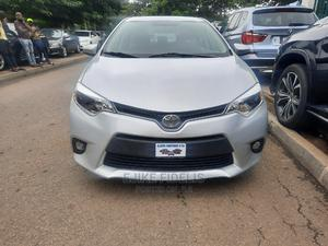 Toyota Corolla 2015 Silver   Cars for sale in Abuja (FCT) State, Wuse 2