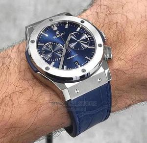 Quality Hublot Chronograph Watch | Watches for sale in Lagos State, Lagos Island (Eko)