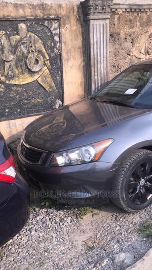Honda Accord 2009 2.0 I-Vtec Automatic Black   Cars for sale in Lagos State, Ikeja
