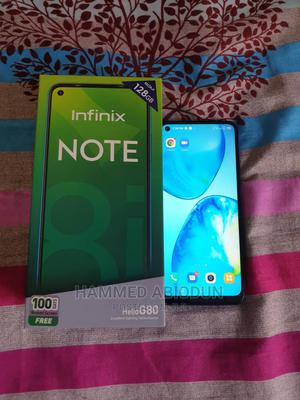 Infinix Note 8i (x683) 128 GB Blue | Mobile Phones for sale in Lagos State, Surulere