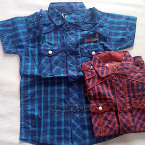 Quality Cotton Shirt | Children's Clothing for sale in Lagos State, Ikorodu