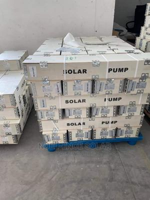 Myhome Solar Submersible Solar Pump 2.5hp.   Solar Energy for sale in Lagos State, Ojo