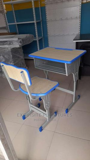 Student Reading Table and Chair   Furniture for sale in Lagos State, Ojo