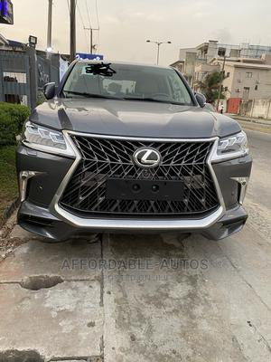 Lexus LX 2012 570 Gray | Cars for sale in Lagos State, Ikoyi