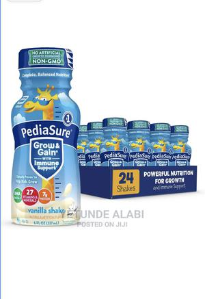 Pediasure (Protein Shake For Kids)   Baby & Child Care for sale in Abuja (FCT) State, Gwarinpa