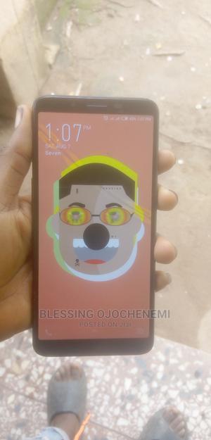 Infinix Hot 6 16 GB Black | Mobile Phones for sale in Abuja (FCT) State, Nyanya