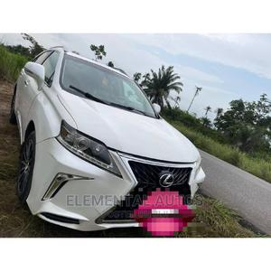 Lexus RX 2012 350 AWD White | Cars for sale in Delta State, Warri