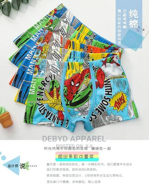 Kids Character Boxers (Set Of 12pcs)   Children's Clothing for sale in Lagos State, Gbagada