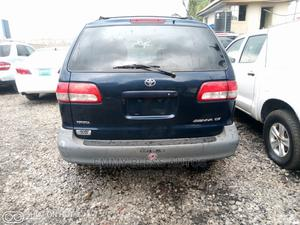 Toyota Sienna 2002 CE Blue | Cars for sale in Lagos State, Ojodu