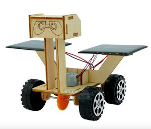 Solar Rover Robot DIY Educational Science Toy | Toys for sale in Lagos State, Ojodu