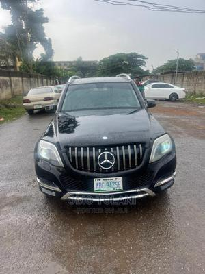 Mercedes-Benz GLK-Class 2010 350 Black | Cars for sale in Lagos State, Ogba