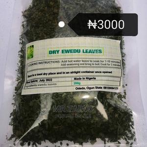 Dry Ewedu Leaves | Meals & Drinks for sale in Lagos State, Ajah