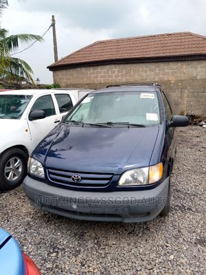 Toyota Sienna 2003 CE Blue | Cars for sale in Lagos State, Ojodu