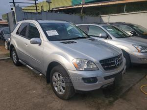 Mercedes-Benz M Class 2007 ML 350 4Matic Silver   Cars for sale in Lagos State, Amuwo-Odofin