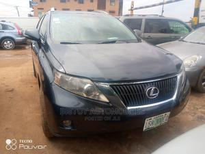 Lexus RX 2010 Black | Cars for sale in Lagos State, Agege