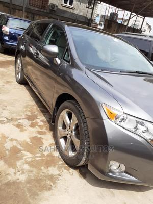 Toyota Venza 2012 V6 AWD Gray   Cars for sale in Lagos State, Isolo