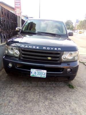 Land Rover Range Rover Sport 2007 HSE 4x4 (4.4L 8cyl 6A) Blue   Cars for sale in Lagos State, Ikeja