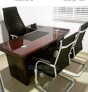 Imported Executive Office Table With the Chairs | Furniture for sale in Lagos State, Lekki