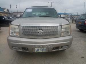 Cadillac Escalade 2005 Silver | Cars for sale in Lagos State, Ajah