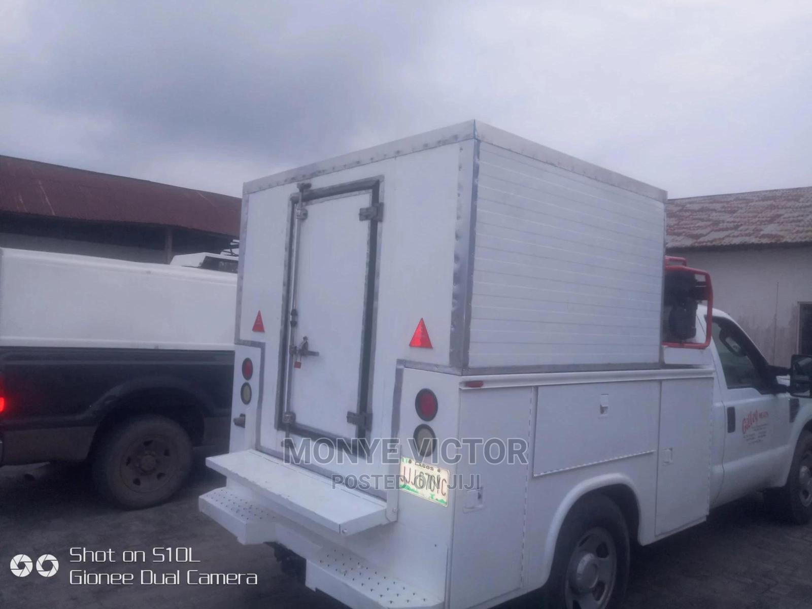 Cooling Van For Hire   Automotive Services for sale in Ajah, Lagos State, Nigeria