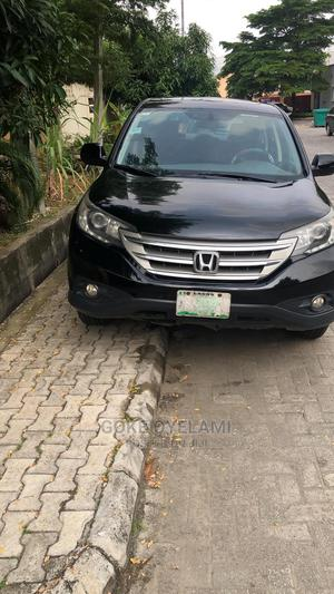 Honda CR-V 2014 Black | Cars for sale in Lagos State, Lekki
