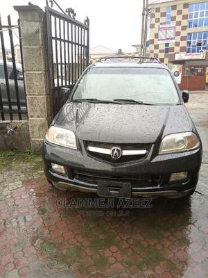 Acura MDX 2006 Black | Cars for sale in Ogun State, Sagamu