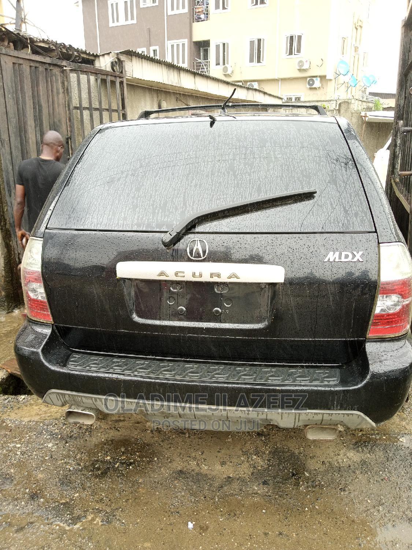 Acura MDX 2006 Black   Cars for sale in Surulere, Lagos State, Nigeria