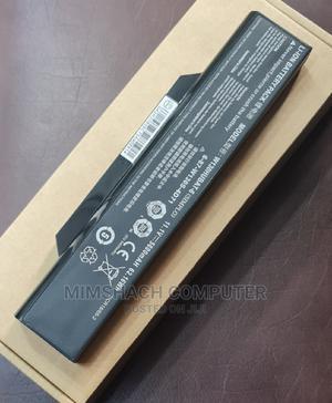 Zinox/Clevo W255CEW Barebones Notebook Battery(W130HUBAT)   Computer Accessories  for sale in Lagos State, Ikeja