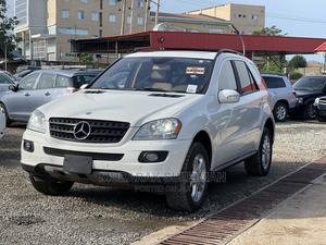 Mercedes-Benz M Class 2007 White   Cars for sale in Abuja (FCT) State, Jahi
