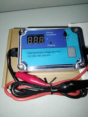 Auto Pulse Desulphator/Desulfator 12/24/36/48v   Solar Energy for sale in Lagos State, Amuwo-Odofin