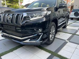 New Toyota Land Cruiser Prado 2021 4.0 Black   Cars for sale in Abuja (FCT) State, Asokoro