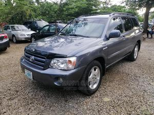 Toyota Highlander 2007 V6 Gray | Cars for sale in Abuja (FCT) State, Gwarinpa
