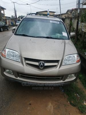 Acura MDX 2006 Gold | Cars for sale in Lagos State, Shomolu