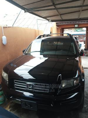 Honda Ridgeline 2008 RTL Black | Cars for sale in Lagos State, Surulere