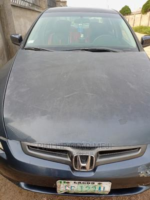 Honda Accord 2004 2.4 Type S Automatic Gray | Cars for sale in Ondo State, Akure